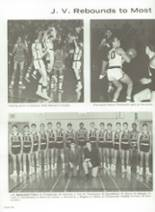 1969 Cleveland Heights High School Yearbook Page 124 & 125