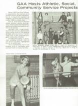 1969 Cleveland Heights High School Yearbook Page 136 & 137