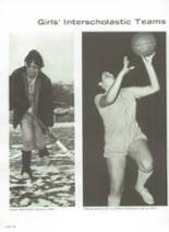 1969 Cleveland Heights High School Yearbook Page 142 & 143