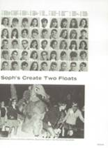 1969 Cleveland Heights High School Yearbook Page 156 & 157