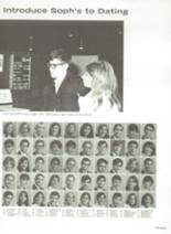1969 Cleveland Heights High School Yearbook Page 160 & 161
