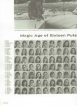 1969 Cleveland Heights High School Yearbook Page 184 & 185
