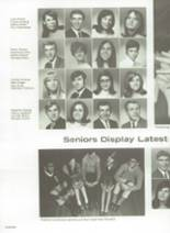 1969 Cleveland Heights High School Yearbook Page 206 & 207
