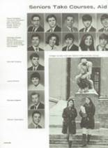 1969 Cleveland Heights High School Yearbook Page 212 & 213