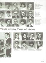 1969 Cleveland Heights High School Yearbook Page 214 & 215