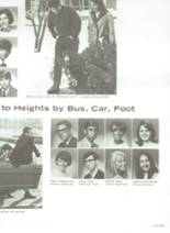 1969 Cleveland Heights High School Yearbook Page 218 & 219