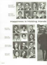 1969 Cleveland Heights High School Yearbook Page 220 & 221