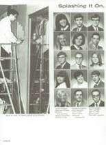 1969 Cleveland Heights High School Yearbook Page 222 & 223