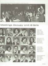 1969 Cleveland Heights High School Yearbook Page 230 & 231