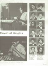 1969 Cleveland Heights High School Yearbook Page 240 & 241