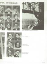 1969 Cleveland Heights High School Yearbook Page 242 & 243