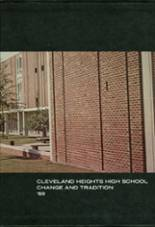1969 Cleveland Heights High School Yearbook Page 270 & 271