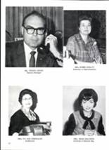 1967 Gainesville High School Yearbook Page 16 & 17