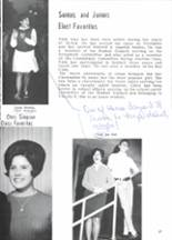 1967 Gainesville High School Yearbook Page 30 & 31