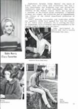 1967 Gainesville High School Yearbook Page 32 & 33