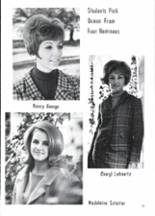 1967 Gainesville High School Yearbook Page 34 & 35
