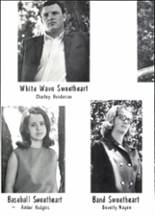 1967 Gainesville High School Yearbook Page 38 & 39