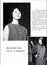 1967 Gainesville High School Yearbook Page 40 & 41