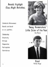 1967 Gainesville High School Yearbook Page 42 & 43