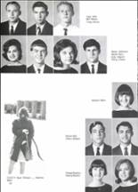 1967 Gainesville High School Yearbook Page 54 & 55