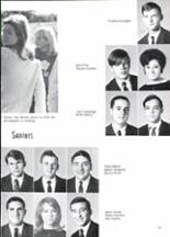 1967 Gainesville High School Yearbook Page 56 & 57