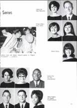 1967 Gainesville High School Yearbook Page 60 & 61