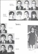 1967 Gainesville High School Yearbook Page 66 & 67