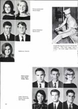 1967 Gainesville High School Yearbook Page 68 & 69