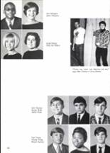 1967 Gainesville High School Yearbook Page 70 & 71
