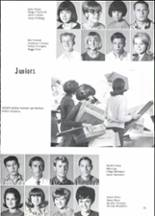 1967 Gainesville High School Yearbook Page 74 & 75