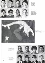 1967 Gainesville High School Yearbook Page 78 & 79