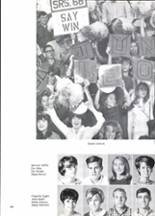 1967 Gainesville High School Yearbook Page 84 & 85