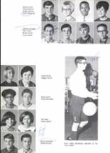 1967 Gainesville High School Yearbook Page 86 & 87