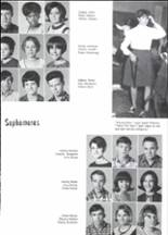 1967 Gainesville High School Yearbook Page 90 & 91