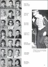 1967 Gainesville High School Yearbook Page 92 & 93