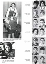 1967 Gainesville High School Yearbook Page 96 & 97