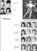 1967 Gainesville High School Yearbook Page 102 & 103