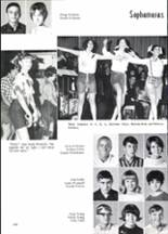 1967 Gainesville High School Yearbook Page 104 & 105