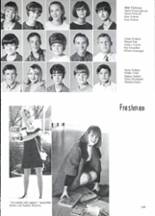 1967 Gainesville High School Yearbook Page 108 & 109