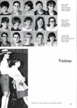 1967 Gainesville High School Yearbook Page 110 & 111