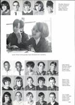 1967 Gainesville High School Yearbook Page 112 & 113