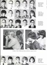 1967 Gainesville High School Yearbook Page 116 & 117