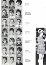 1967 Gainesville High School Yearbook Page 120 & 121