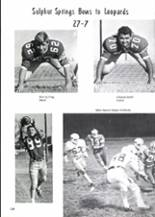 1967 Gainesville High School Yearbook Page 132 & 133