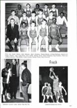 1967 Gainesville High School Yearbook Page 148 & 149