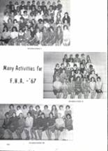 1967 Gainesville High School Yearbook Page 166 & 167