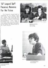1967 Gainesville High School Yearbook Page 202 & 203