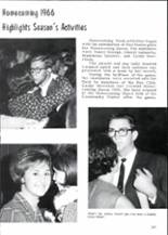 1967 Gainesville High School Yearbook Page 210 & 211