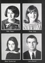 1967 Gainesville High School Yearbook Page 214 & 215