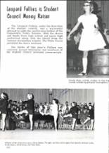 1967 Gainesville High School Yearbook Page 216 & 217